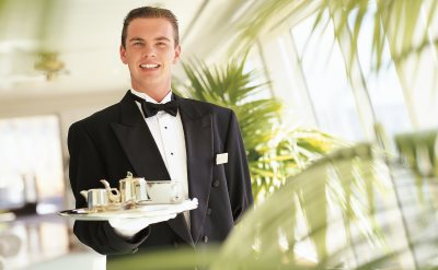 Crystal Cruises service