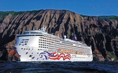 Norwegian Hawaii cruise